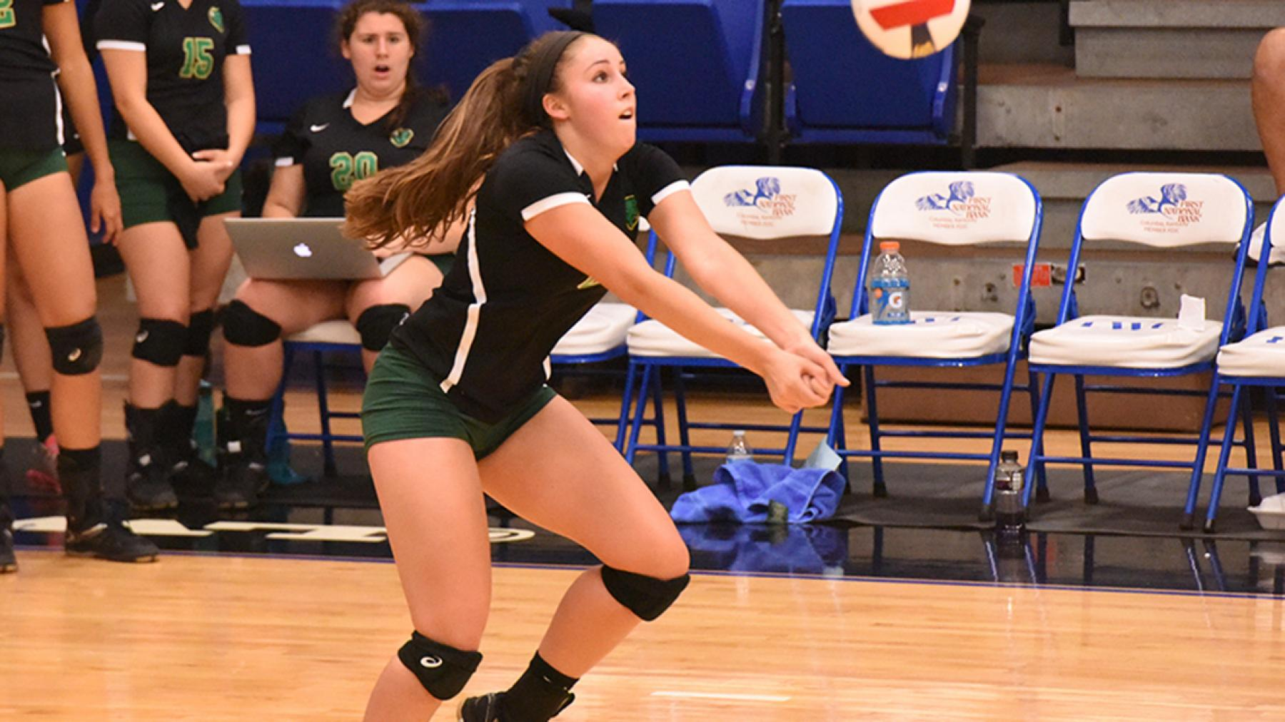 Point Park drops five-setter to CCU in RSC Tournament, looks ahead to NAIAs