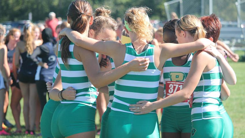 Point Park Women's XC places 3rd at RSC meet, qualifies two for NAIAs