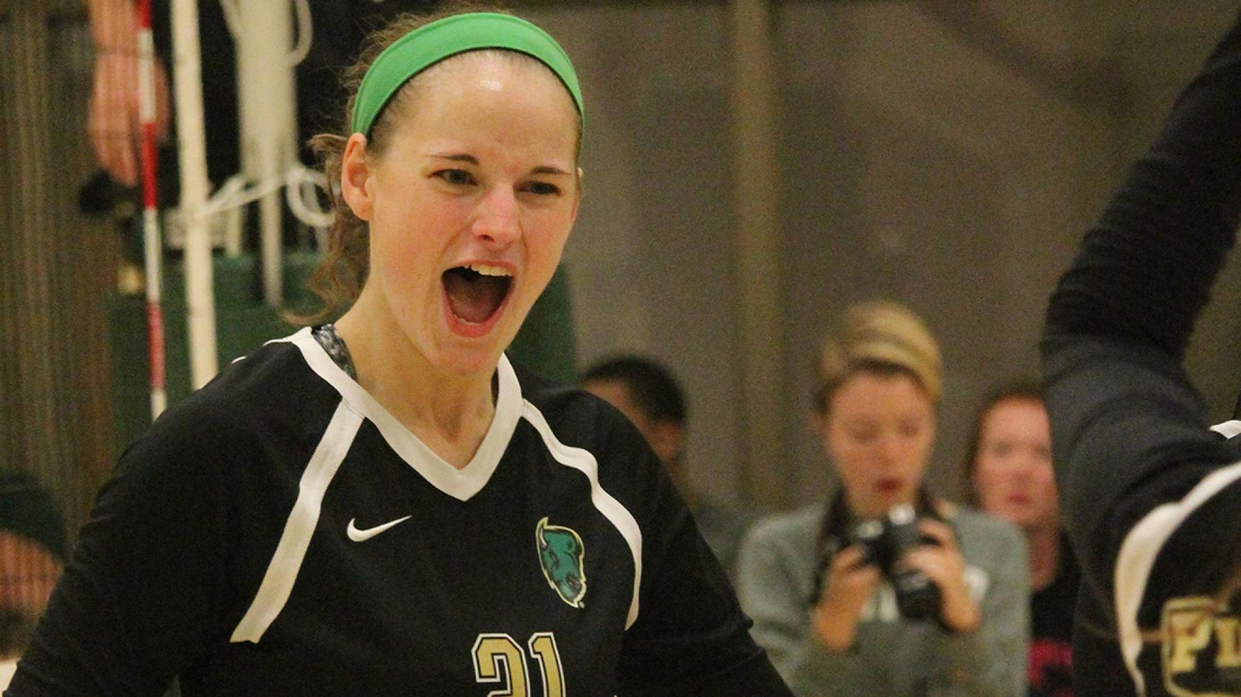 Point Park volleyball clinches NAIA automatic bid with RSC regular-season title