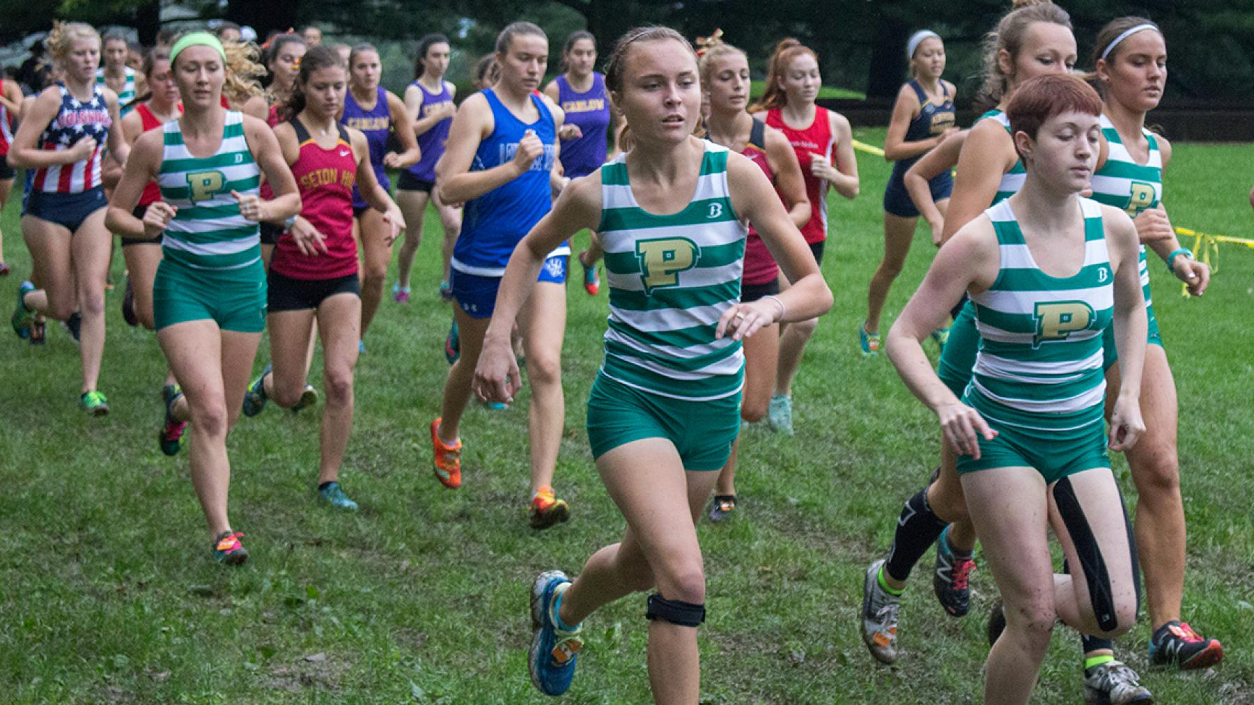 Recap (w/ Video): Point Park women's XC competes at CMU Invitational Oct. 8