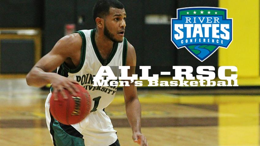 Point Park's Rajahpillay earns All-RSC Second Team honor