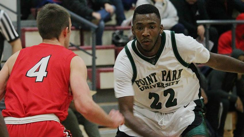 Point Park drops RSC road game at Rio Grande to end playoff hopes, 84-71