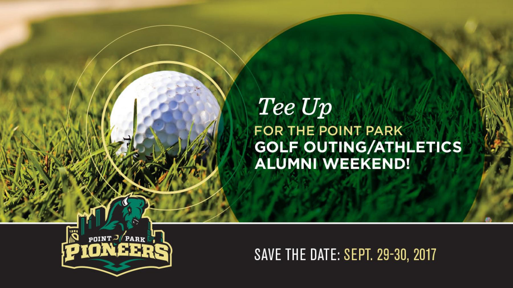 Save the Date: Point Park Athletics Alumni Weekend Sept. 29-30, 2017