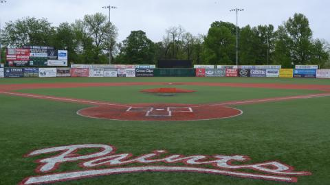 VA Memorial Stadium on Friday, May 5 (PPU Athletics Photo).