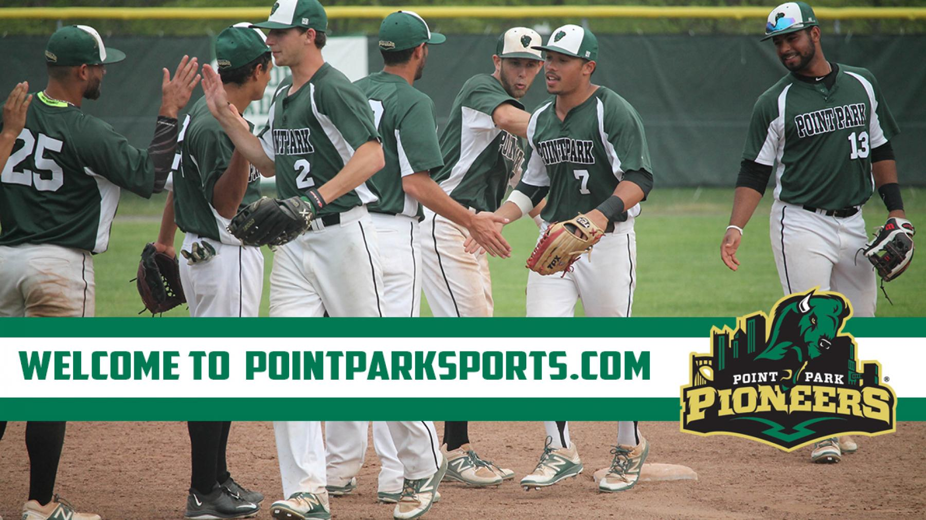 Welcome to PointParkSports.com! New Athletic Website Launched for Pioneers