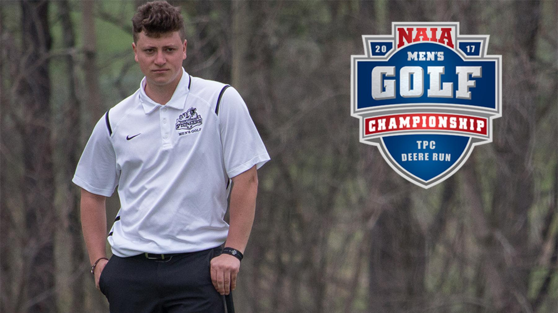 Point Park learns Tee Times, Pairings for Rd 1 & 2 of NAIA Men's Golf Championship