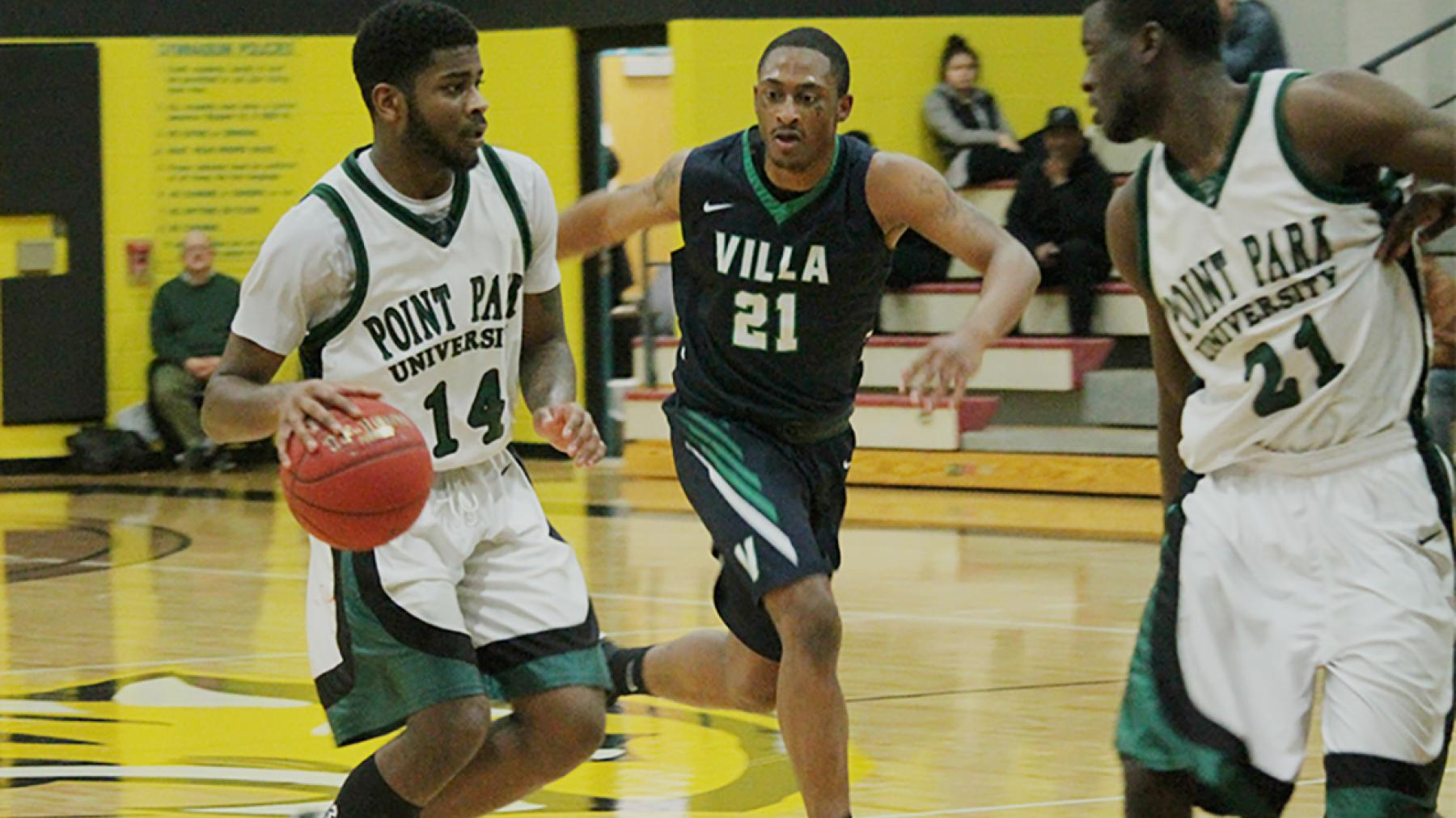 Point Park drops non-conference game at Villa Maria (N.Y.), 109-104