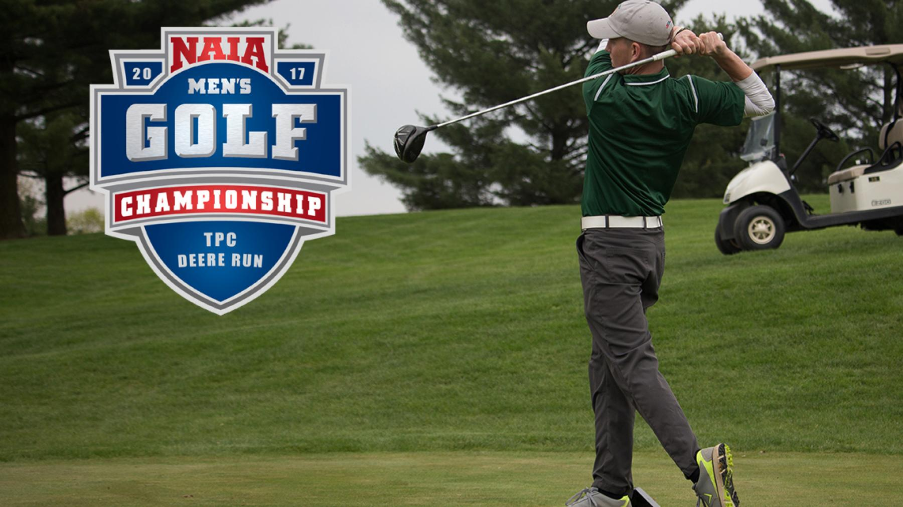 Point Park teeing it up at NAIA Men's Golf National Championship May 16-19