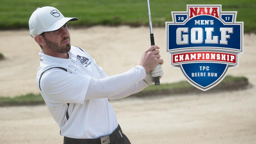 Point Park's stay at NAIA Men's Golf National Championship ends after 36 holes