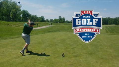 Click above for the NAIA's Day 1 Recap of the NAIA Men's Golf National Championship