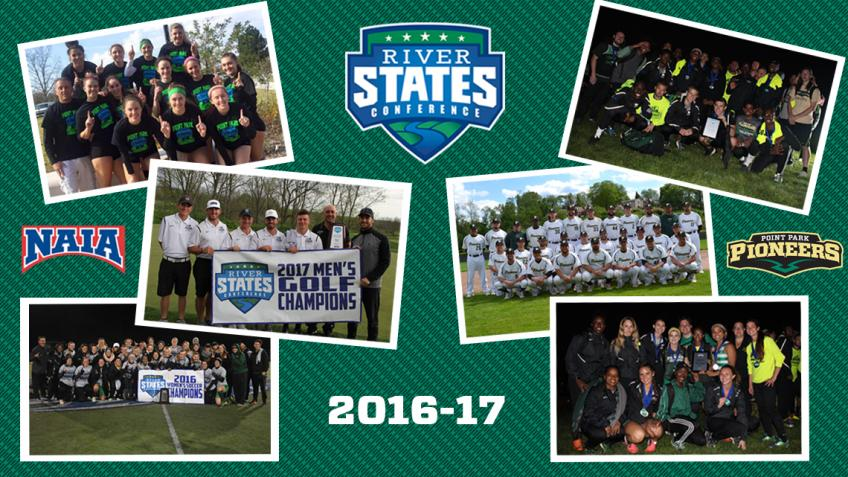Point Park takes fifth place in 2016-17 RSC Commissioner's Cup Standings