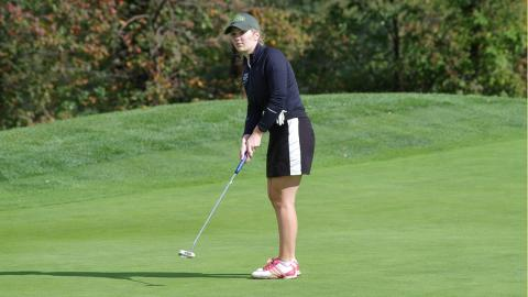 Lindsey Swanson led the Pioneers at the RSC Tournament.