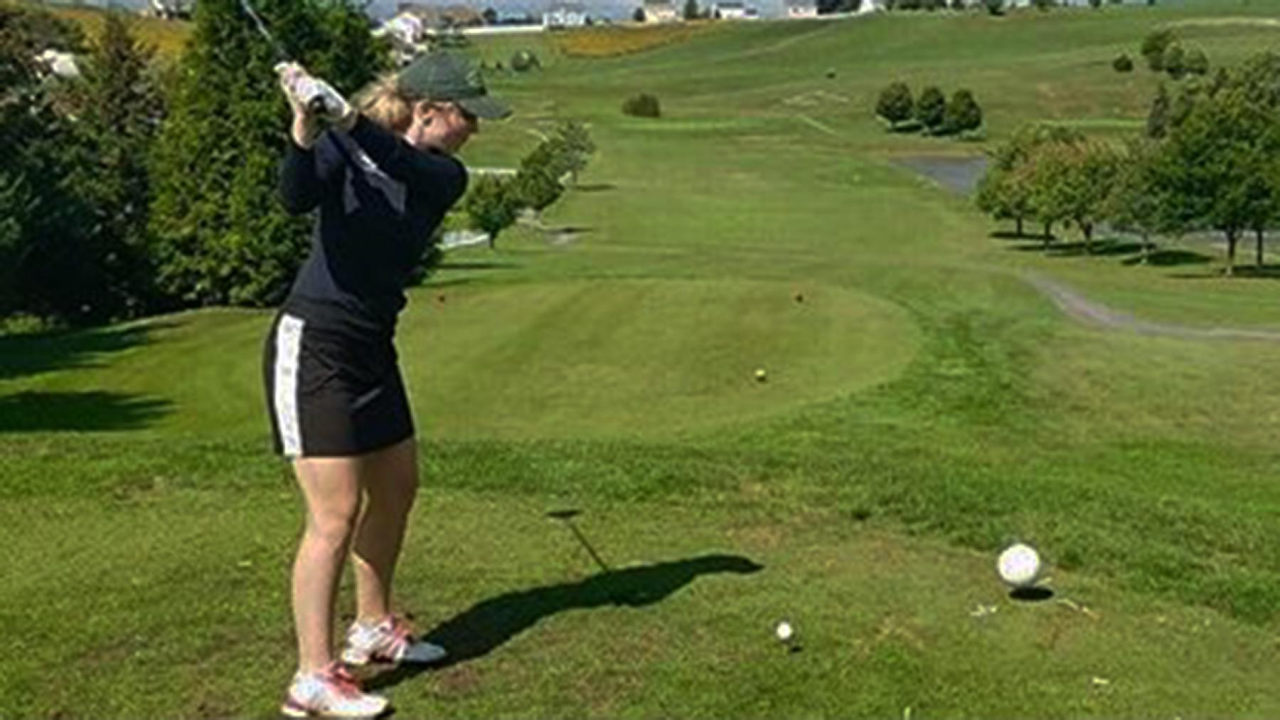 Swanson, Shaw named to #RSC Women's Golf Scholar-Athlete team for #PPUGOLF