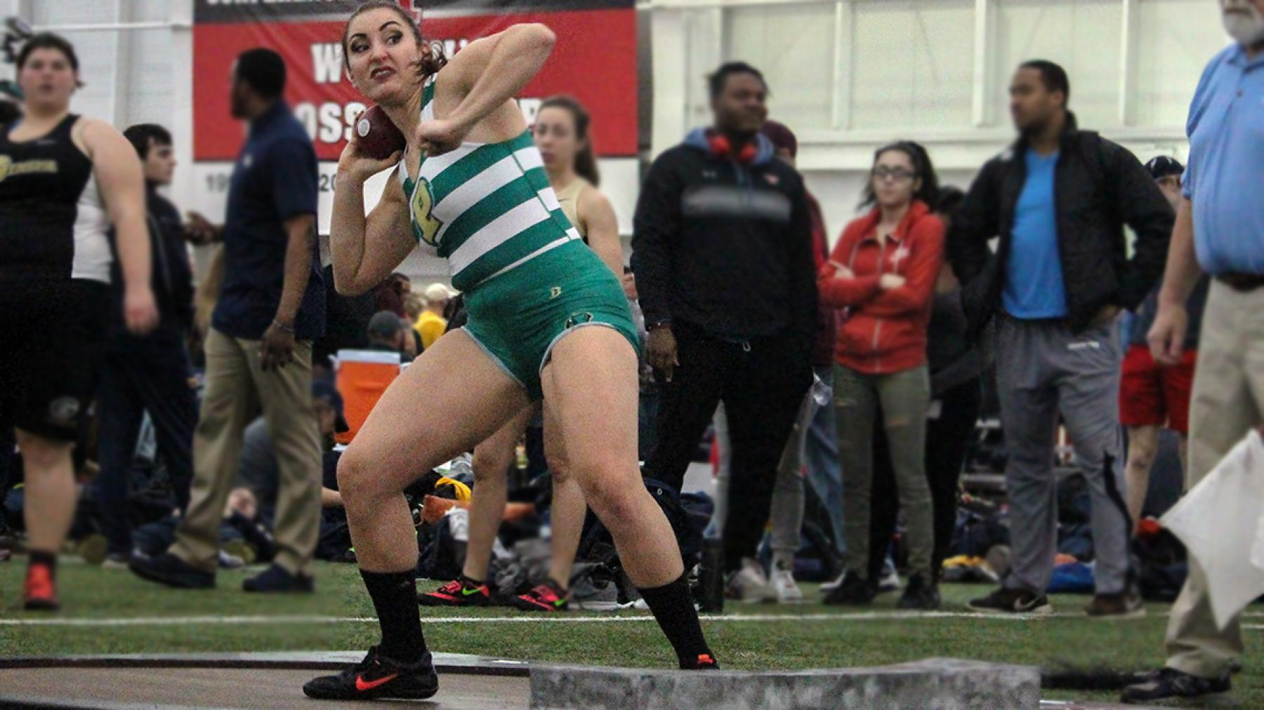 Point Park women's track & field athletes earn academic honors from NAIA, RSC