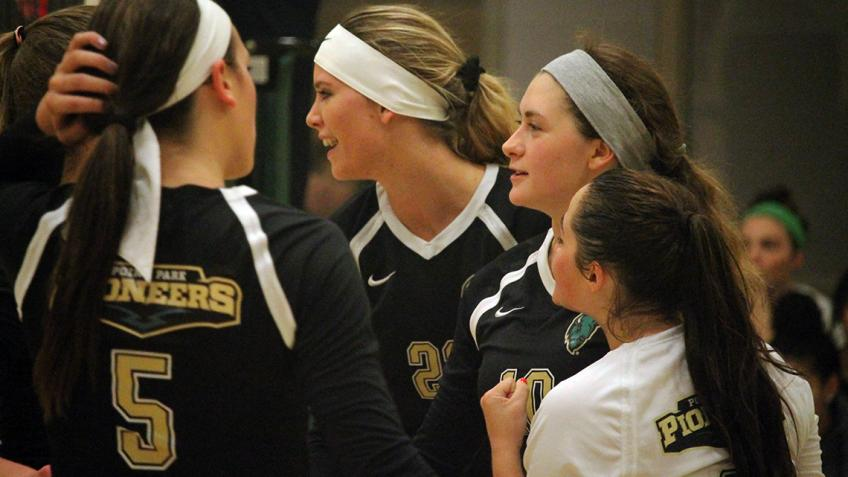 Point Park volleyball tops W&J, 3-1, improves to 9-6