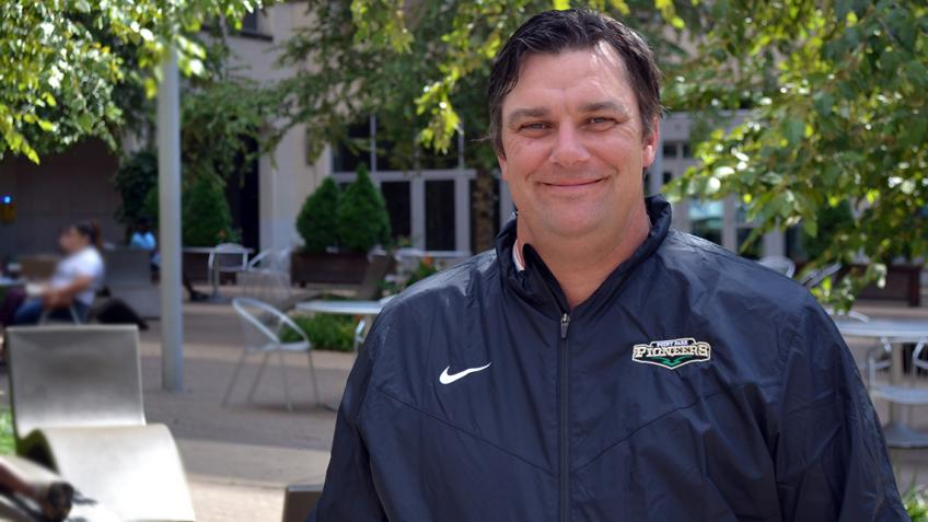 Graham Hoffman named Point Park M+W Golf Head Coach
