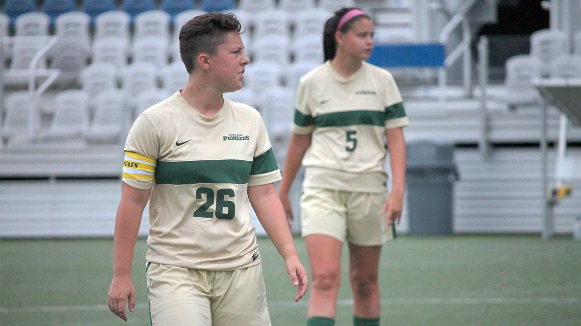 Point Park women's soccer upended by Ohio Christian, 3-2