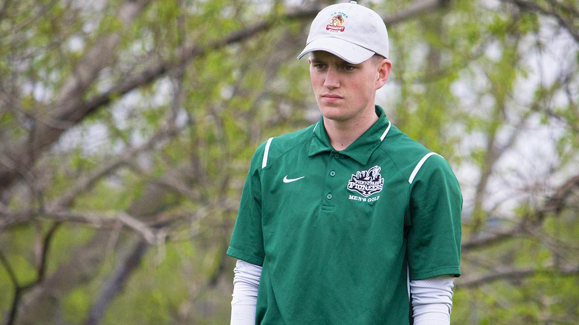 Point Park men T-3rd after 18 holes at RSC Fall Preview