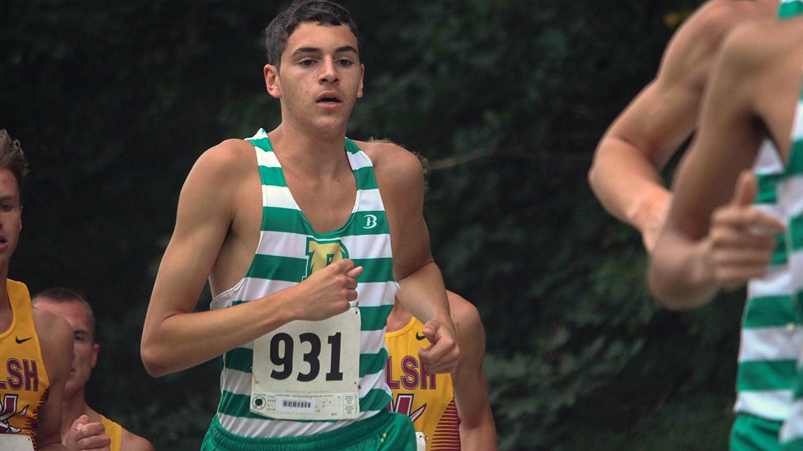 Point Park men's XC competes at Louisville, places 12th of 46 teams