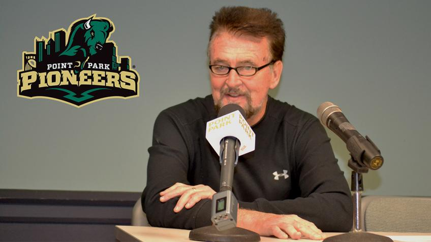 Bob Rager retiring after long career as Point Park men's basketball coach