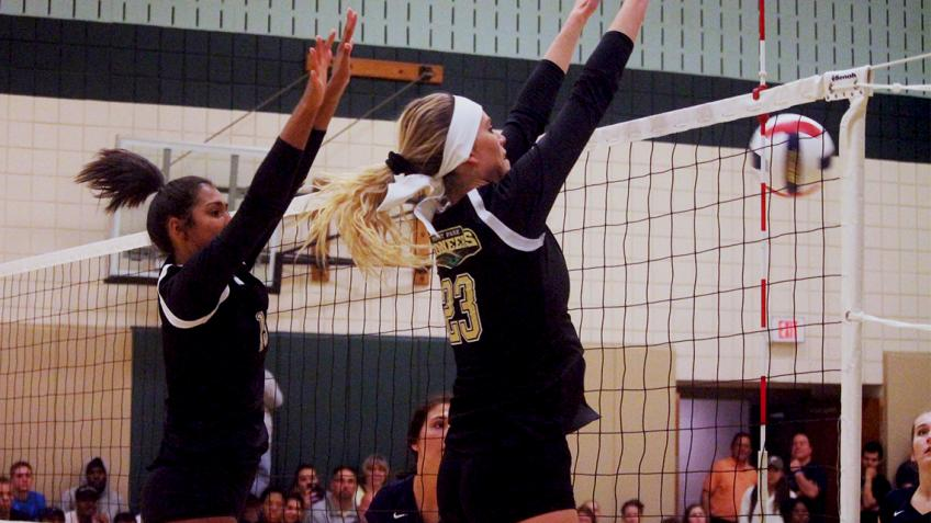 Point Park sweeps Salem International on home court, 3-0