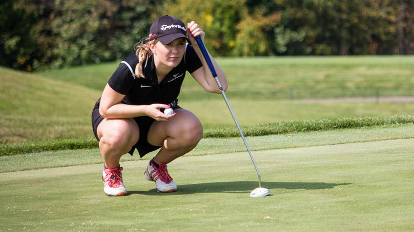 Pioneers open season at CMU Shootout, Swanson T4 after Rd 1