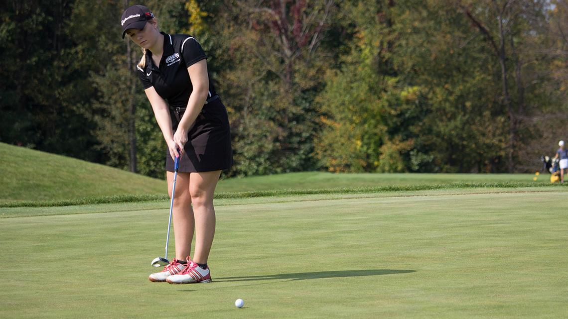 Point Park women's golf takes 4th place at Westminster