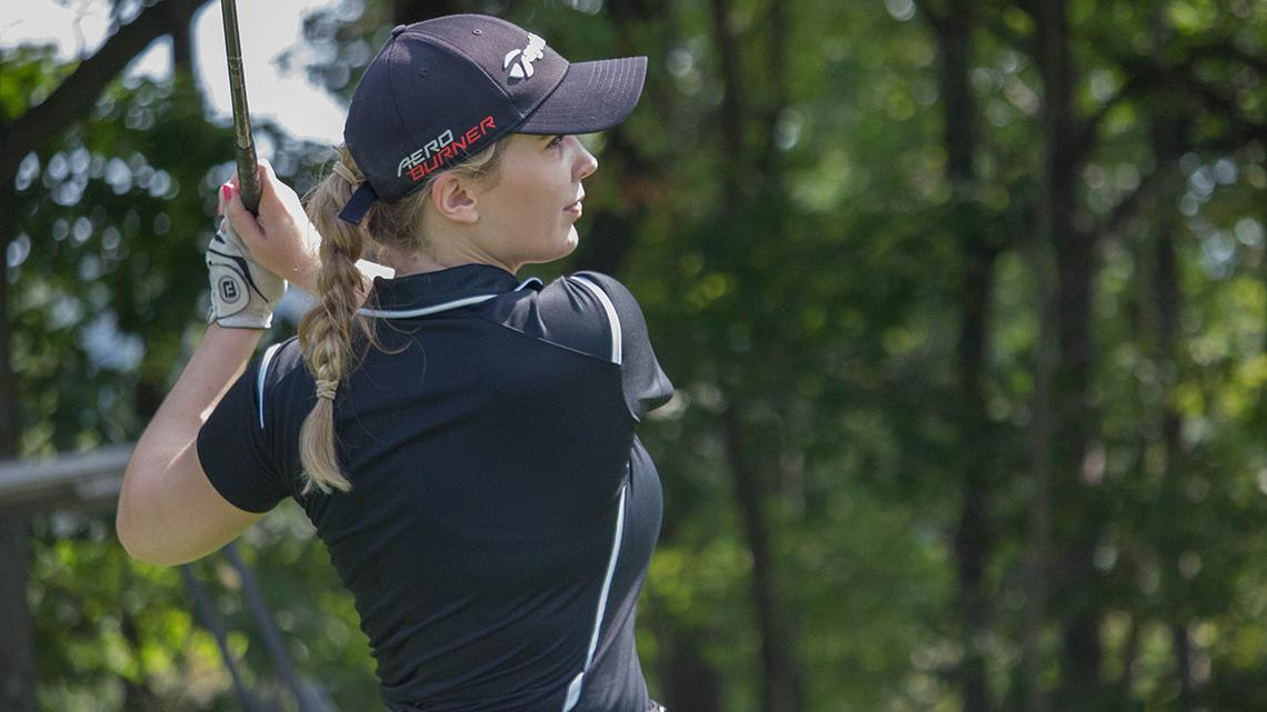 Point Park women's golf finishes up at RSC Fall Preview Tournament