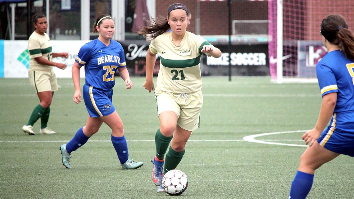Point Park Women's Soccer ends up with 1-1 tie in 2OT against IU East
