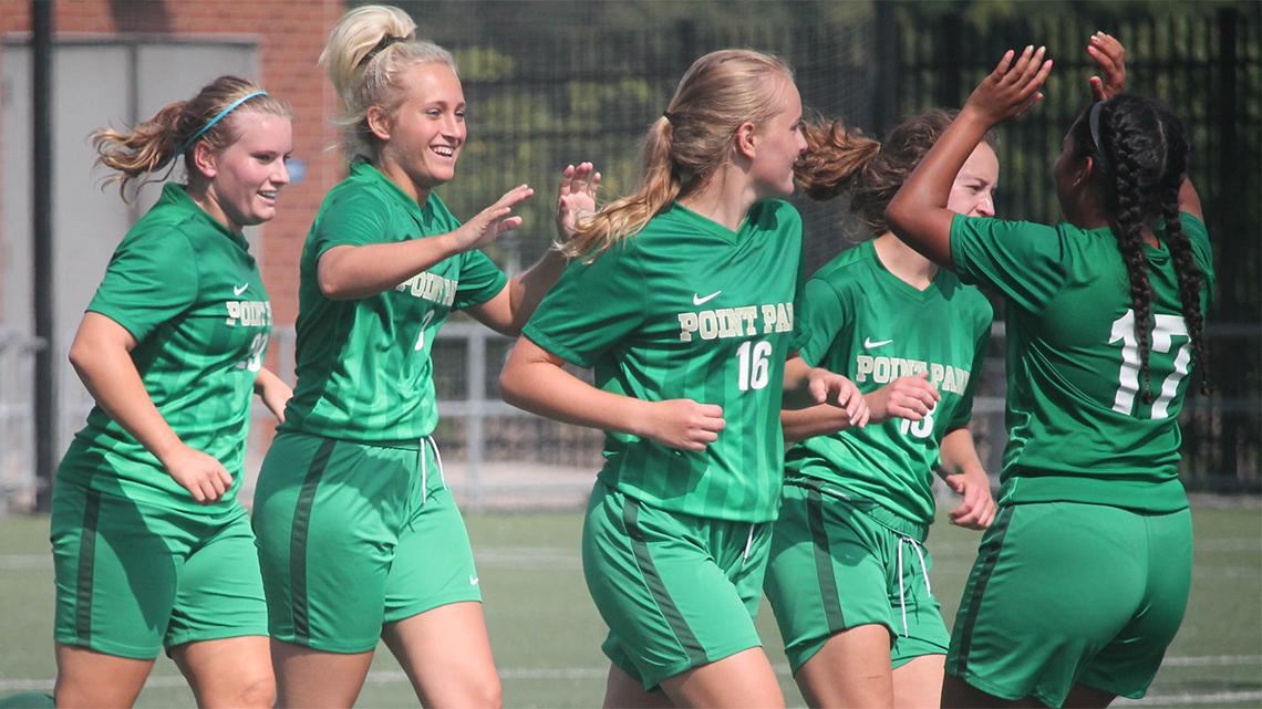 Pioneers Women's Soccer: Midseason Report