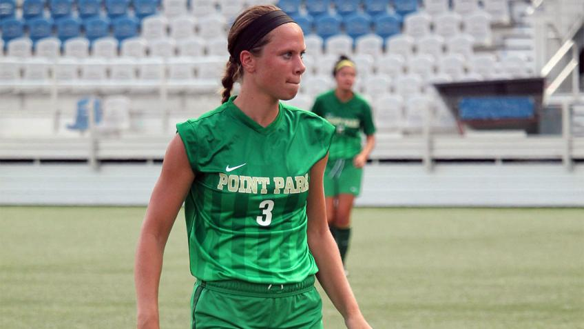 Point Park women's soccer defeated by Madonna (Mich.)