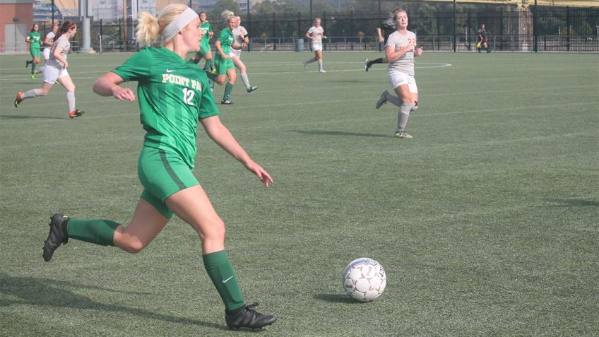 @PPUWoSo picks up second win in a row over Washington Adventist (Md.)
