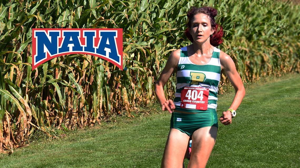 Point Park's Shields wins another NAIA National Runner of the Week award