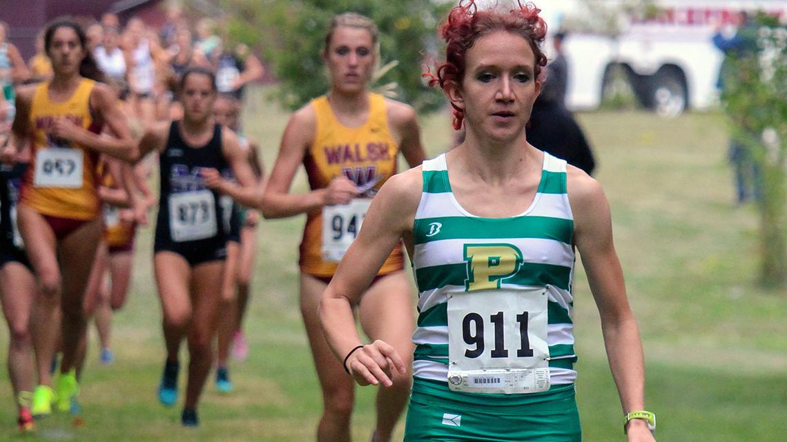 Point Park women 5th of 38 at Louisville, Shields competes in DI race