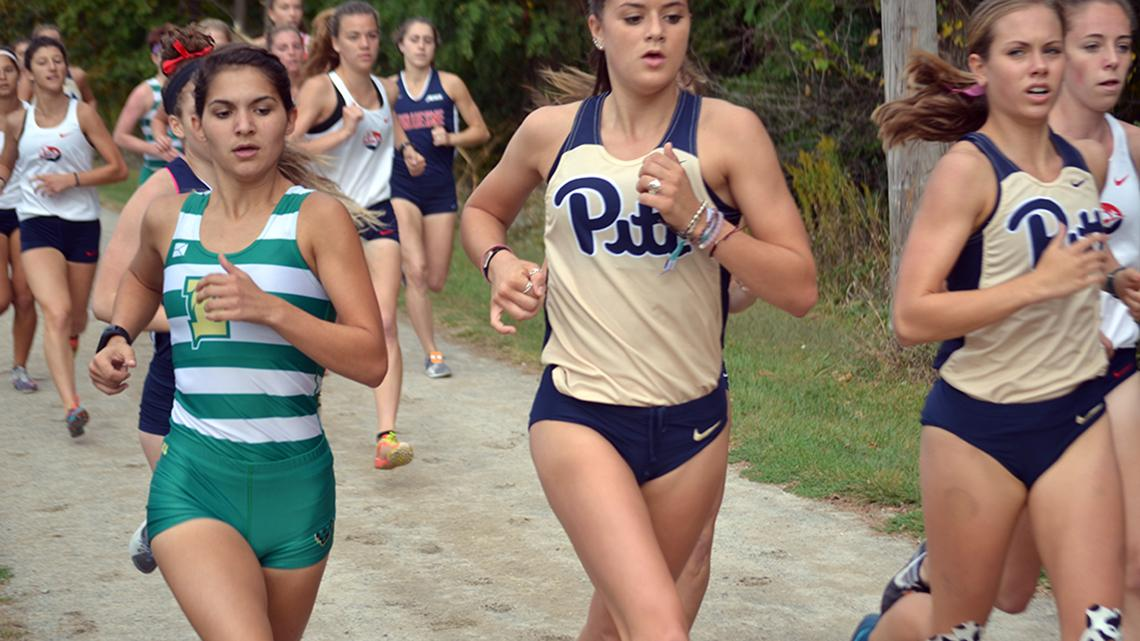 Point Park women's XC races to 7th of 16 teams at CMU Meet