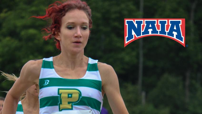 Anna Shields repeats as NAIA National Runner of the Week