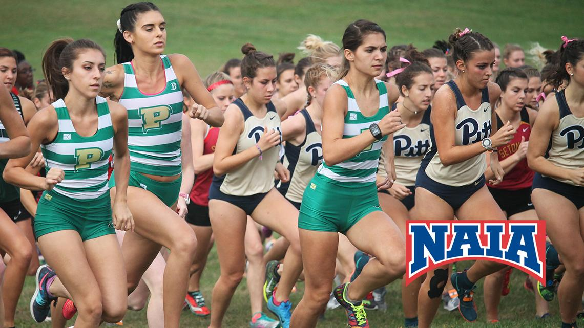 #PPUXC women's team receiving votes in NAIA Top 25 Poll